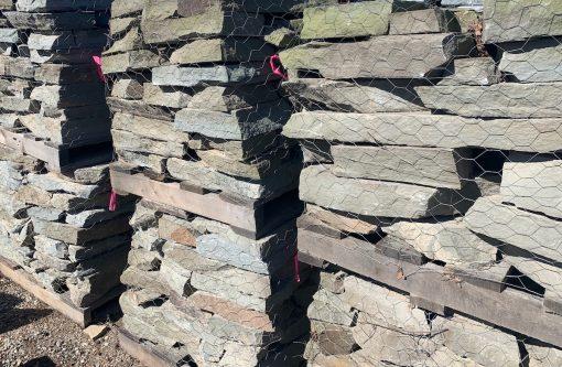 Colonial Blue Wall Stone
